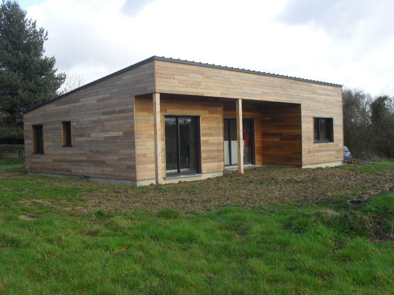 Vivre eco constructeur maison bois cologique les for Maison en bois quel constructeur